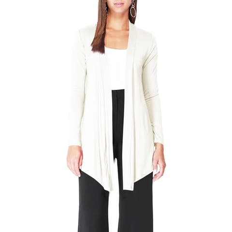 Women's Casual Solid Sweater Cardigan