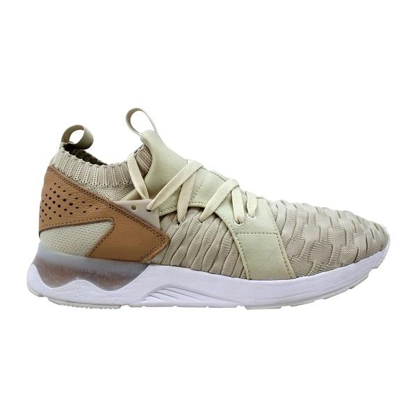 separation shoes 5ca2b 79a25 Asics Men's Gel Lyte V 5 Sanze Knit Birch/Birch H800N 0202