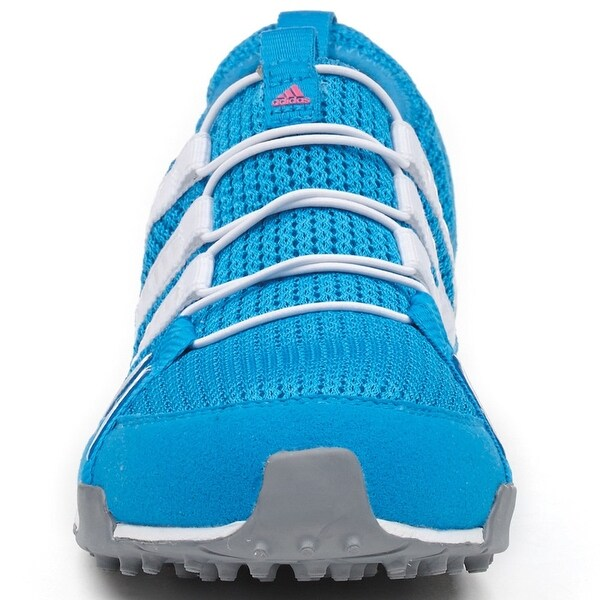 Shop Adidas Women's Climacool Ballerina Solar Blue/White/Met ...