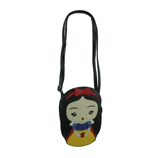 5a96b0f29 Shop Sleepyville Critters Snow White the Fairytale Princess Crossbody Purse  - Free Shipping On Orders Over $45 - Overstock - 21155633