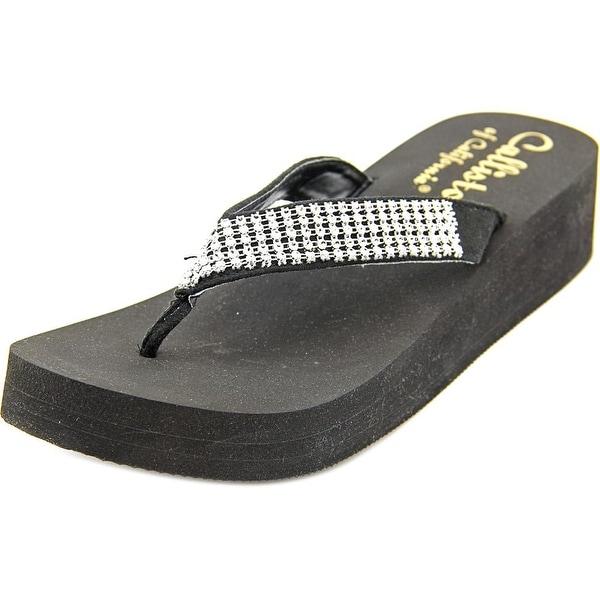 Callisto St. Barth Women Black Sandals