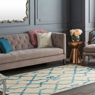 Hand-Tufted Winona Wool Rug