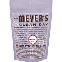 Mrs. Meyer's Lavndr Dishwashing Packs