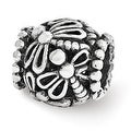 Sterling Silver Reflections Dragonfly Filigree Bead (4mm Diameter Hole) - Thumbnail 0