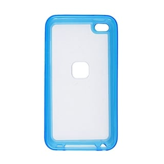 Plastic Anti Glare Back Shell Cover for iPod Touch 4G