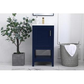Flint Bathroom Vanity Cabinet with Quartz top