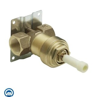 Moen S3600 3/4 Inch IPS Volume Control Rough-In Valve from the M-PACT Collection