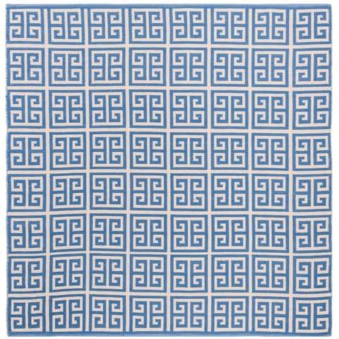 Safavieh Handmade Flatweave Montauk Nahlah Casual Cotton Rug