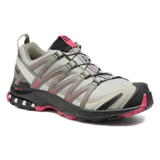 Salomon XA PRO 3D GTX® W Women's Trail Running Shoe shadowblacksangria