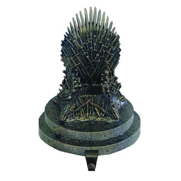 Kurt Adler Game of Thrones Stocking Holder, 6-Inch