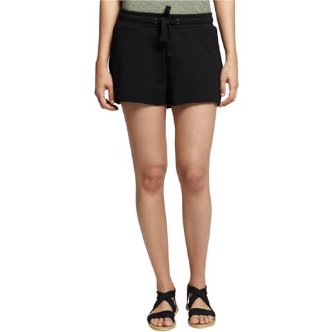 Sanctuary Clothing Womens French Terry Casual Mini Shorts