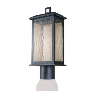 "Norwell Lighting 1072 Weymouth Single Light 14"" Tall LED Outdoor Post Light with Photo Sensor"