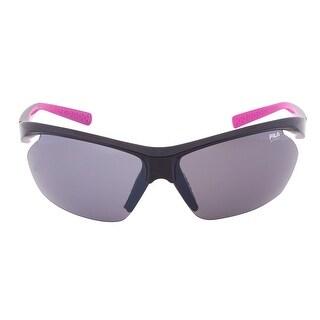 Fila Sport FAC5024 001 Wrap Sunglasses