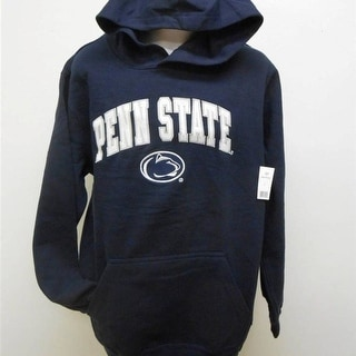 Penn State Nittany Lions Youth Sizes L XL Navy Blue Hoodie By Genuine Stuff