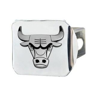 "NBA - Chicago Bulls Hitch Cover 3.4""x4"""