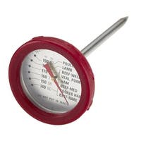 Grill Pro 11391 Stainless Steel Mechanical Meat Thermometer