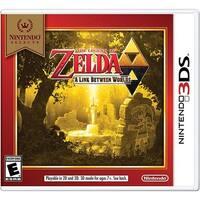 Zelda A Link Between Worlds - Nintendo 3DS