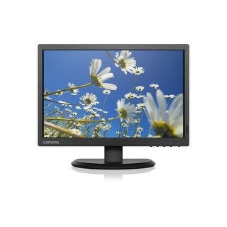 "Lenovo ThinkVision E2054A 19.5"" LED Backlit LCD Monitor 1440x900 250cd/m2 VGA"