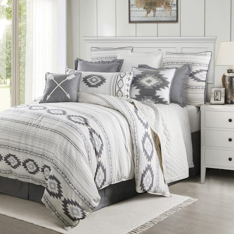 Free Spirit Bedding Set, Super Queen