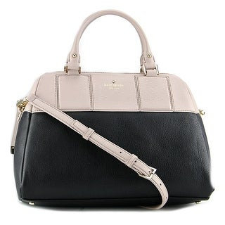 Kate Spade Brantley Women Leather Satchel NWT - Black