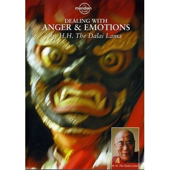 Dalai Lama - The Dalai Lama: Dealing with Anger and Emotions [DVD]