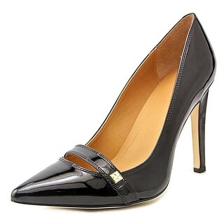 Calvin Klein Women S Babel Toe Ring Sandal Black