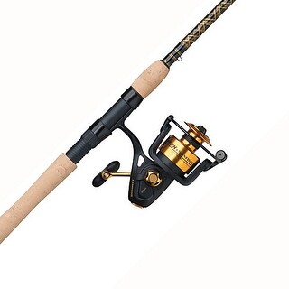 """PENN SSV3500701ML Spinfisher V Spin Combo Reel and Rod Combo"""