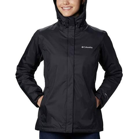 Columbia Women's Arcadia Insulated Jacket, Black, X-Large