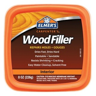Elmer's E848D12 Carpenter's Wood Filler 8 Oz.