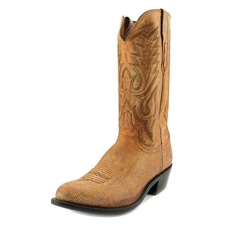 Lucchese M1008.R4   Round Toe Leather  Western Boot