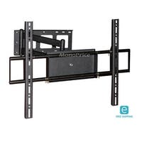 Monoprice Essentials Corner Friendly, Full-Motion Wall Mount Bracket for 37~70in TVs up to 110 lbs