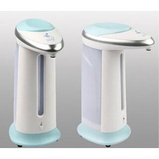 400ml Automatic Sensor Touchless Hands free Sanitizer Soap Liquid Soap Dispenser