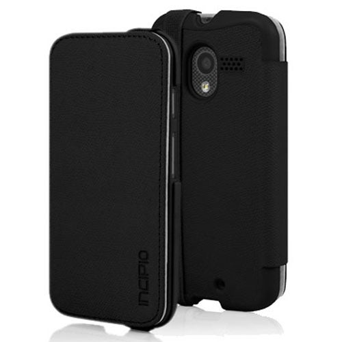 Incipio Watson Wallet Case for Motorola Moto X (Black)