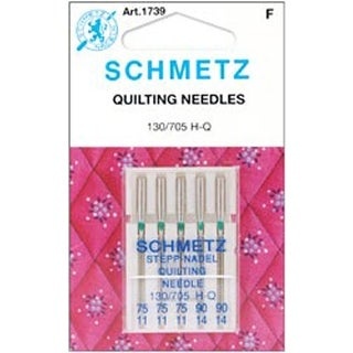 Sizes 11/75 (3) & 14/90 (20) - Quilt Machine Needles