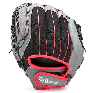 Link to Wilson Flash Series 11.5-inch Fastpitch Glove (Left Hand Throw) Similar Items in Team Sports Equipment