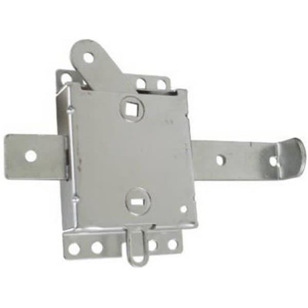 Shop N280 743 7 5 In Zinc Interior Garage Door Side Lock Free