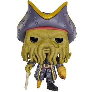 Funko Pop Disney: Pirates-Davy Jones Action Figure