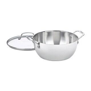 Cuisinart 755-26GD Chef's Classic Multi Purpose Pan, 5.5 Quart