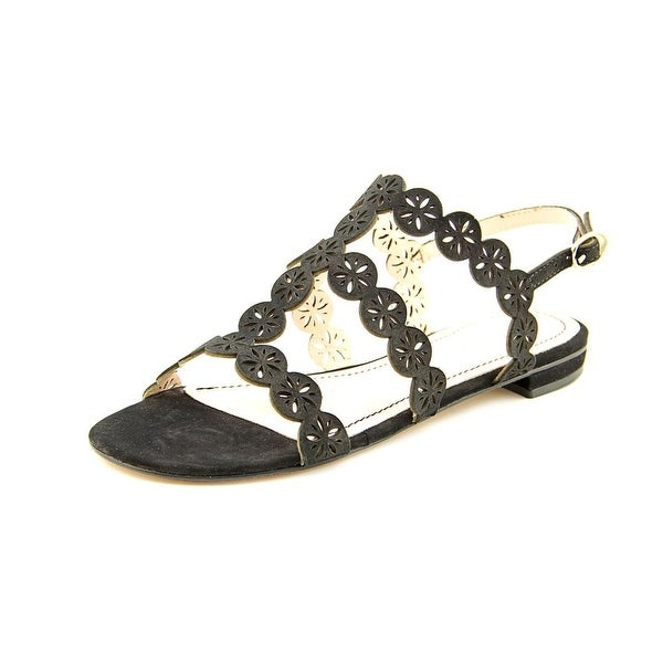 Klub Nico Jay   Open-Toe Leather  Slingback Sandal