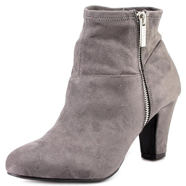 BCBGeneration Datto Round Toe Synthetic Ankle Boot