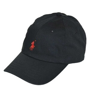 Polo Ralph Lauren Men Classic Logo Baseball Cap One Size