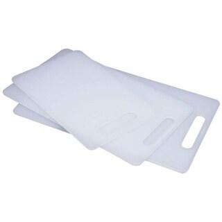 Waddell ACB02 Cutting Board, Acrylic, Tri-Pack