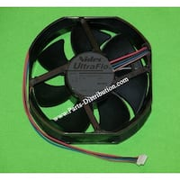 Epson Projector Exhaust Fan:  E80T13MS1B7-57