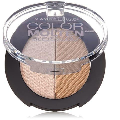 Maybelline Eye Studio Color Molten Cream Eye Shadow, 300 Nude Rush
