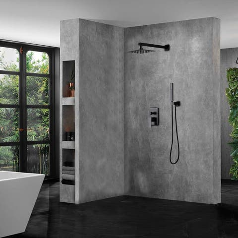 Pressure-Blanced Complete Shower System