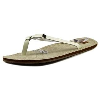Roxy Tunisia Women Open Toe Synthetic Flip Flop Sandal