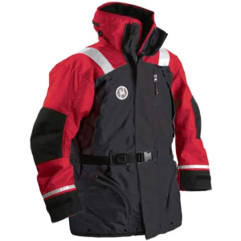 "23"" Red and Black Flotation Jacket XXL"
