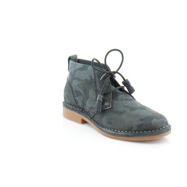 97308aa52d8 Shop Hush Puppies Cyra Catelyn Women's Boots Black Camo - Free ...