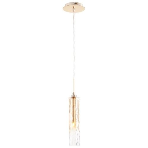 Cyan Design Balanchine Pendant Balanchine 1 Light Pendant with Orange Shade