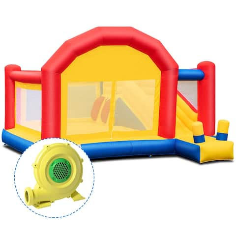 Costway Inflatable Bounce House Slide Bouncer Castle Jumper Playhouse